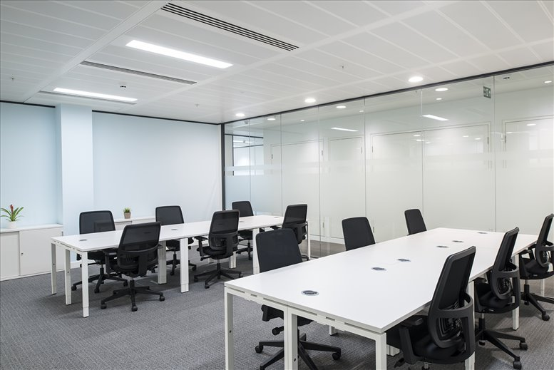Picture of 1 Market St, Level 32 Office Space available in Sydney