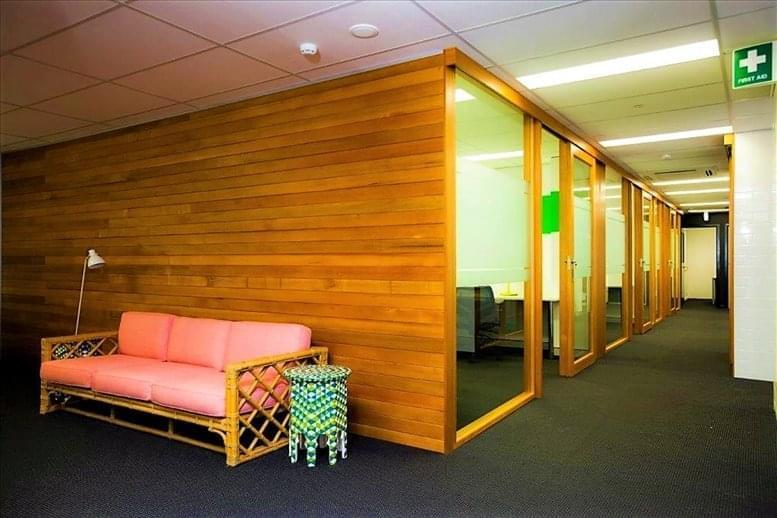 This is a photo of the office space available to rent on 86 Brookes Street