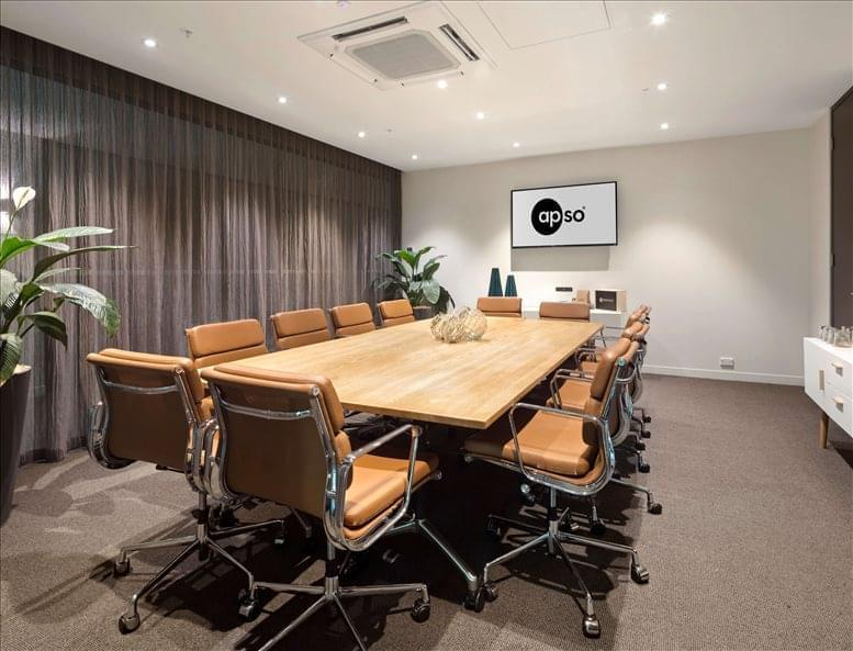 This is a photo of the office space available to rent on Corporate One, 84 Hotham St