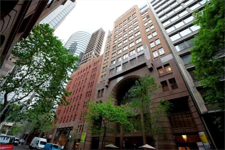 16 O'Connell St Office Space - Sydney
