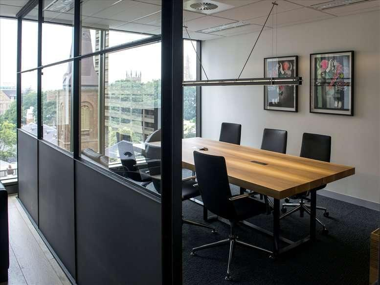 Picture of 99 Elizabeth Street, Level 8 Office Space available in Sydney