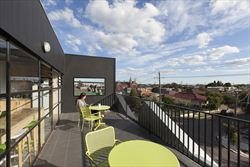 This is a photo of the office space available to rent on 175B Stephen St, Yarraville