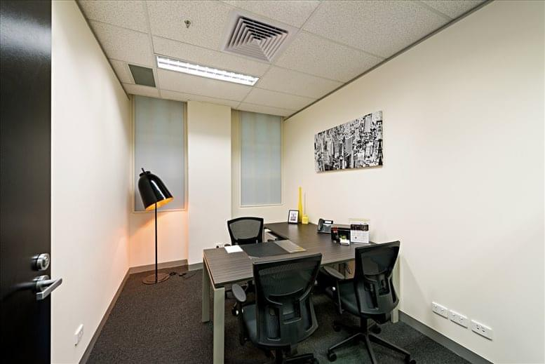This is a photo of the office space available to rent on Victory Tower, 420 Collins St