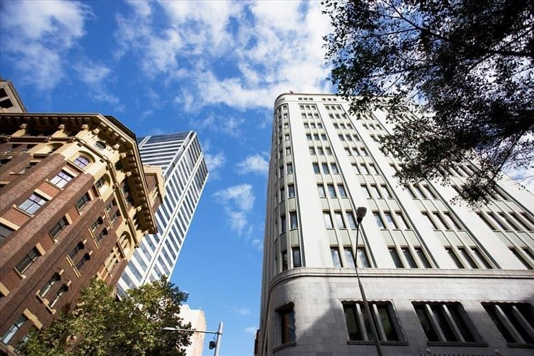 This is a photo of the office space available to rent on 65 York Street