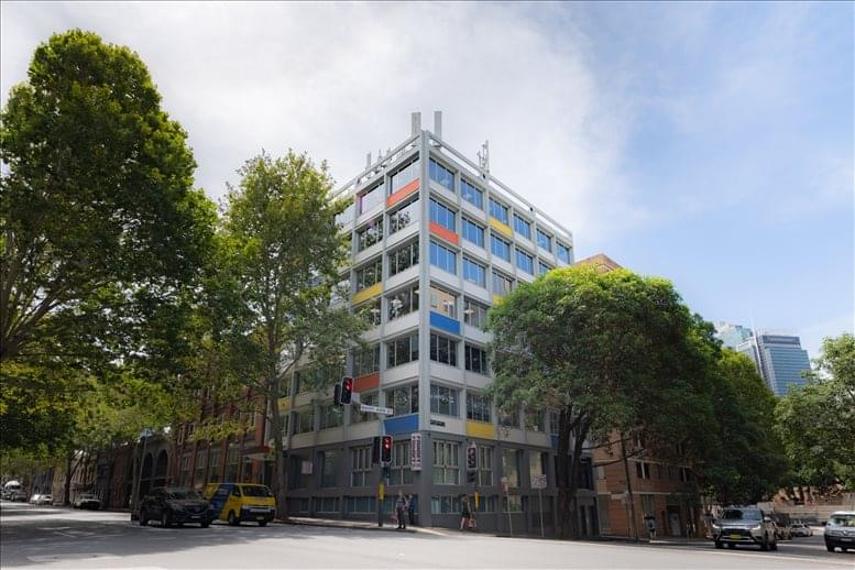 616 Harris St, Level 5 & 6, Ultimo Office Space - Sydney