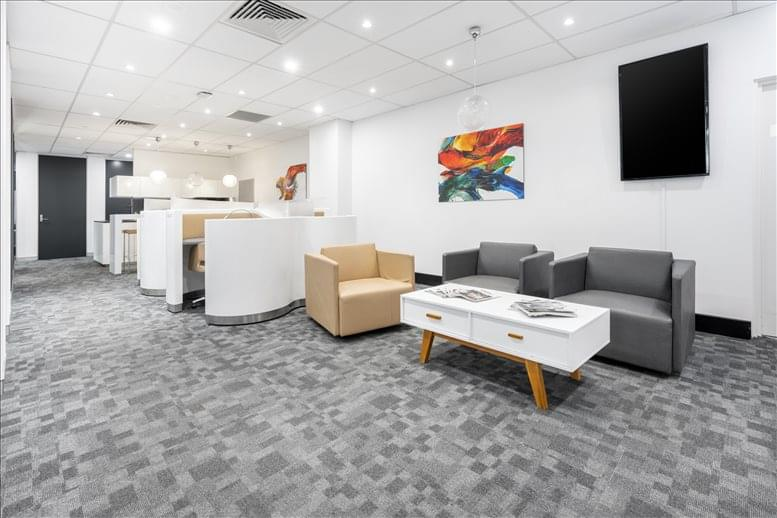 This is a photo of the office space available to rent on 81 Flushcombe Rd, Blacktown