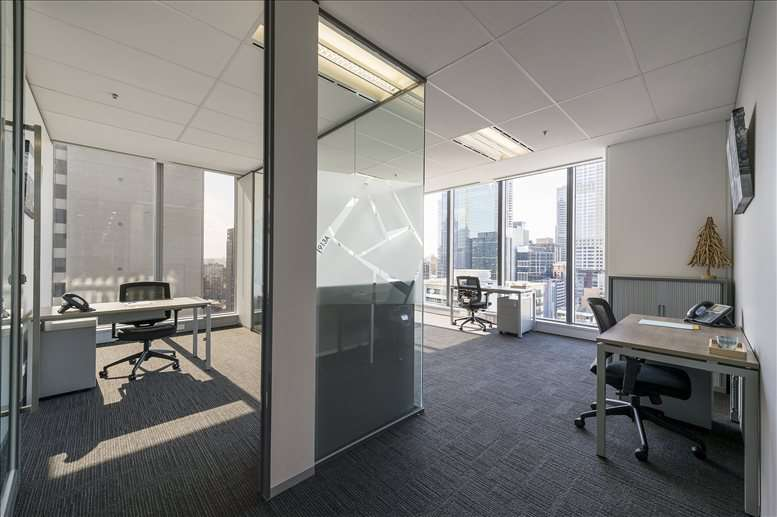 Picture of 180 Lonsdale Street, Level 19 Office Space available in Melbourne
