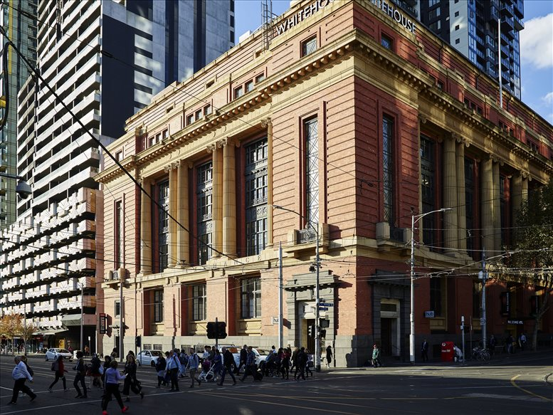 Picture of 696 Bourke St Office Space available in Melbourne