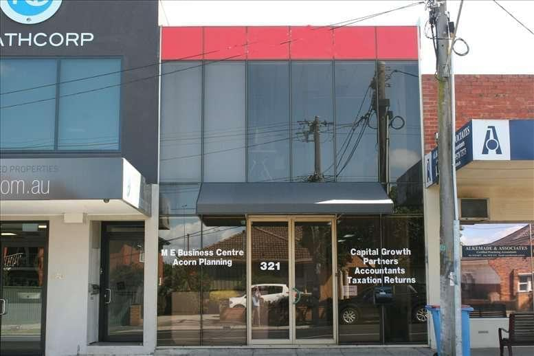 Carnegie Serviced Offices - 321 Koornang Rd
