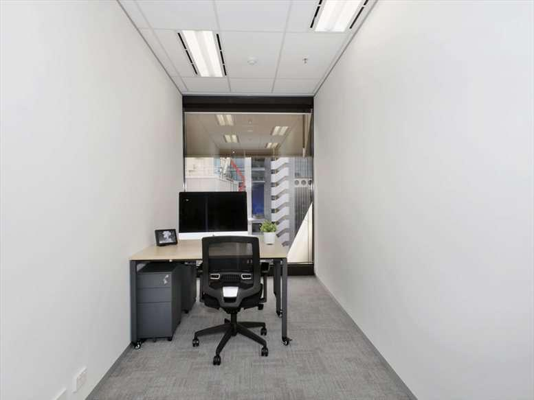 This is a photo of the office space available to rent on 9 Castlereagh St, Level 16 & 17