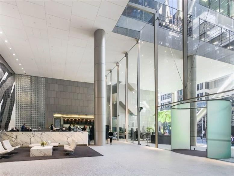 Photo of Office Space on 9 Castlereagh St, Level 16 & 17 Sydney