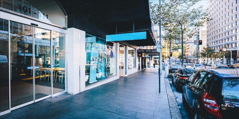 Office for Rent on 101 William St, Darlinghurst Sydney