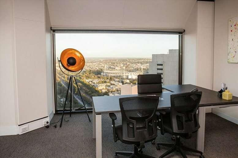 Photo of Office Space available to rent on Level 30, 35 Collins St, Melbourne