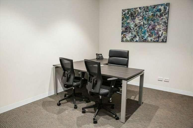 This is a photo of the office space available to rent on Level 30, 35 Collins St