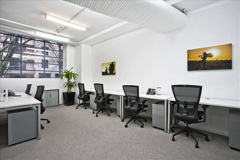 This is a photo of the office space available to rent on 63 Miller Street, Pyrmont