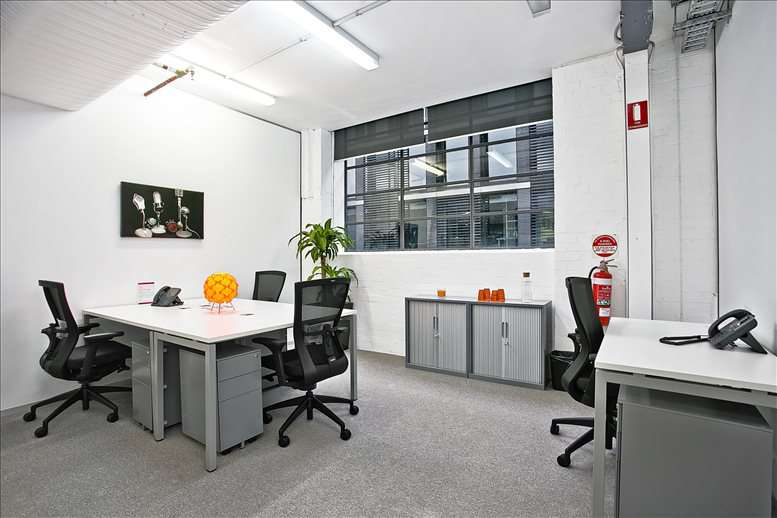 63 Miller Street, Pyrmont Office Space - Sydney