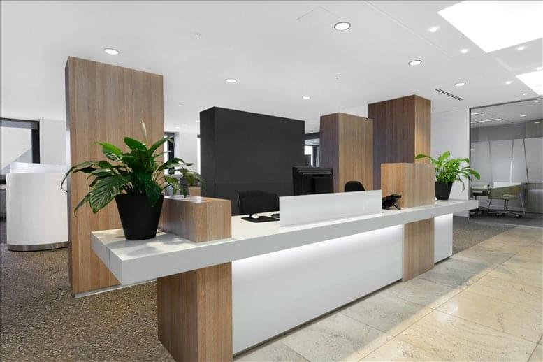 This is a photo of the office space available to rent on Grenfell Centre, 25 Grenfell St, Level 21