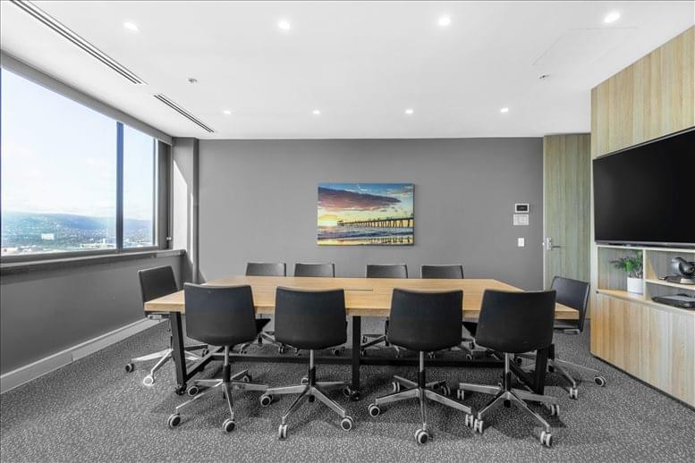 Grenfell Centre, 25 Grenfell St, Level 21 Office Space - Adelaide