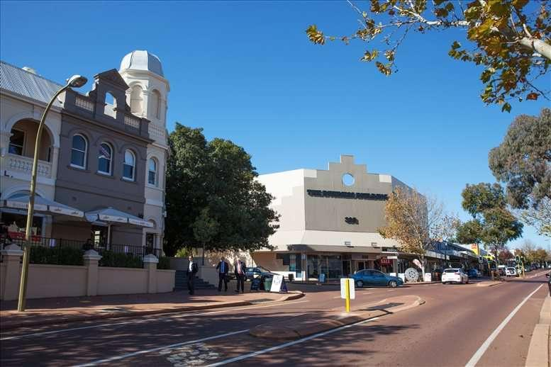 The Business Building, 328 Albany Highway, Victoria Park Office Space - Perth