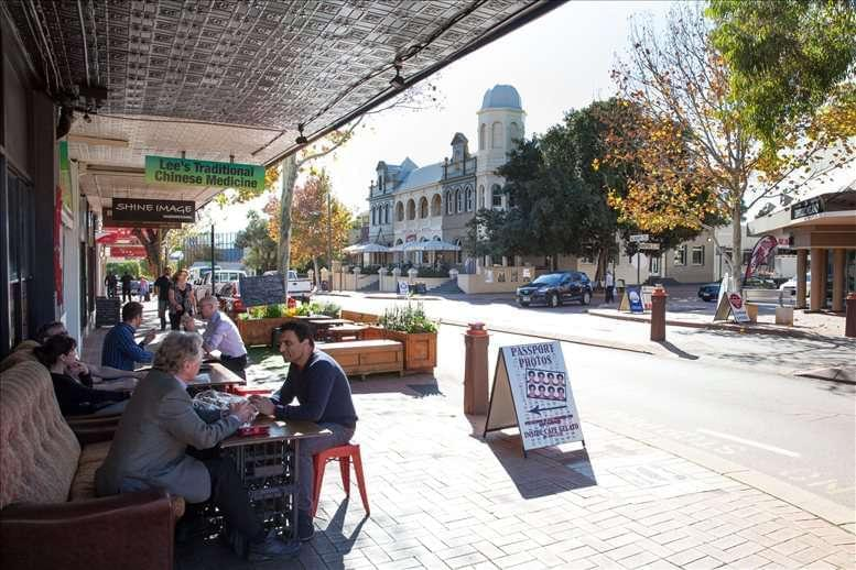 The Business Building, 328 Albany Highway, Victoria Park Office for Rent in Perth