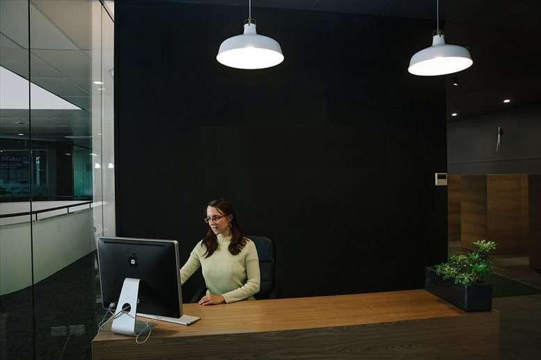 The Business Building, 328 Albany Highway, Victoria Park Office images