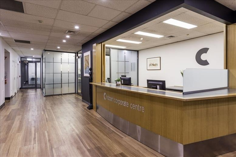 Photo of Office Space on Level 3, 85 Macquarie St Hobart