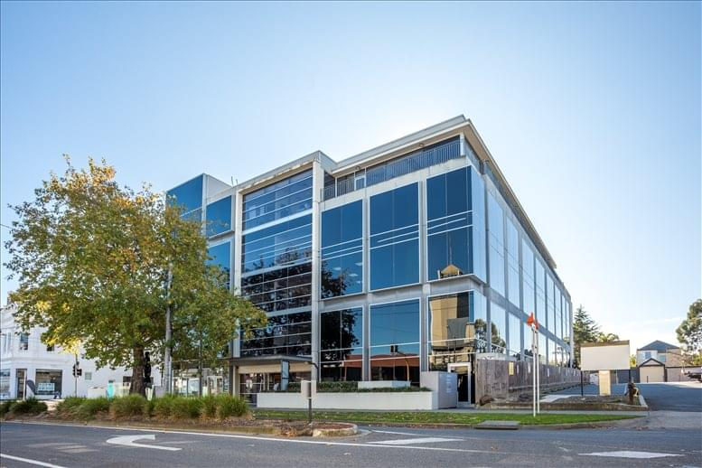 737 Burwood Rd, Hawthorn Office Space - Melbourne