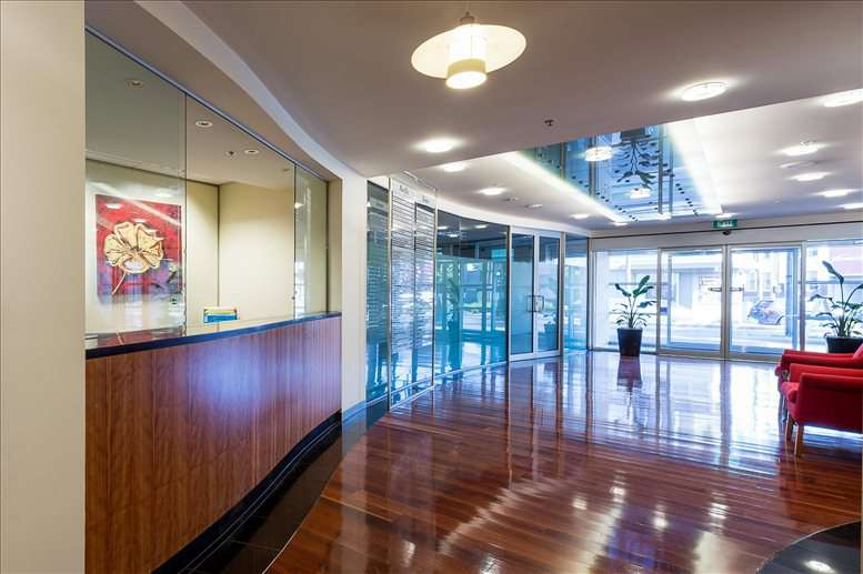 Pacific Tower, 737 Burwood Road Office for Rent in Hawthorn