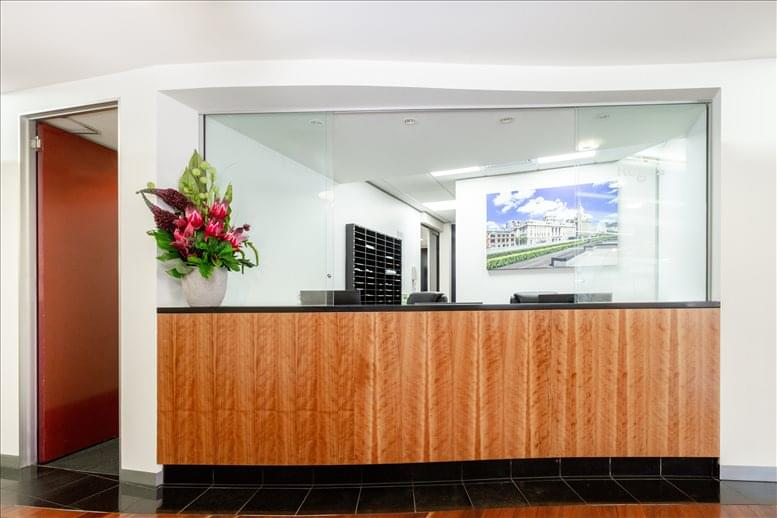 This is a photo of the office space available to rent on Pacific Tower, 737 Burwood Road