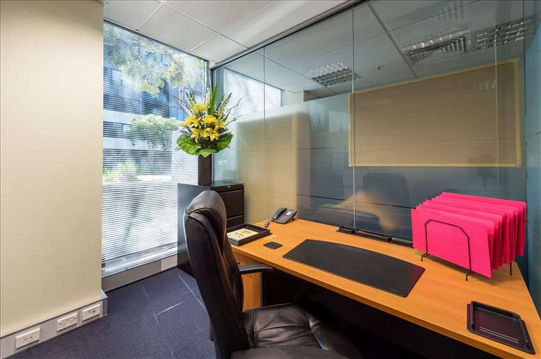 Pacific Tower, 737 Burwood Road Office Space - Hawthorn