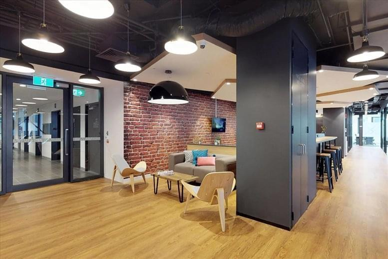 This is a photo of the office space available to rent on 570 Bourke St