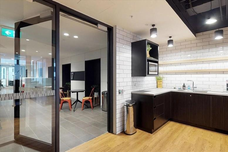 570 Bourke St Office Space - Melbourne