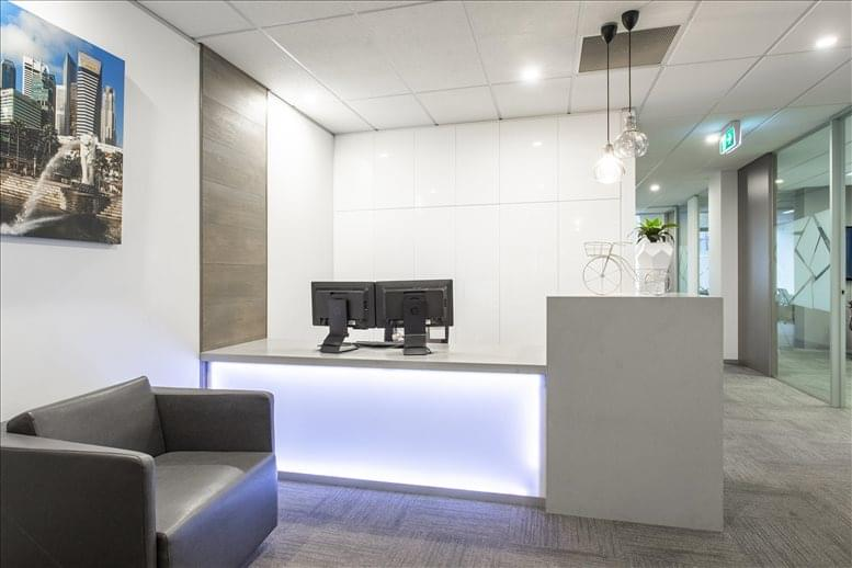 This is a photo of the office space available to rent on 818 Whitehorse Rd, Box Hill