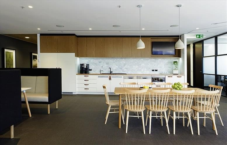 Piccadilly Tower, Level 21, 133 Castlereagh St Office for Rent in Sydney