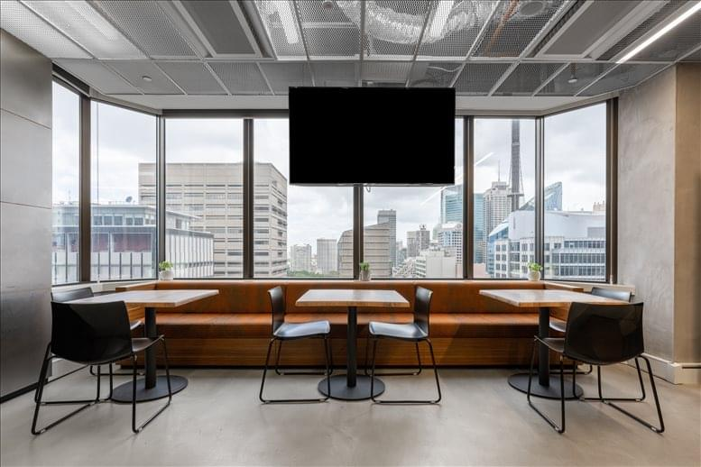 This is a photo of the office space available to rent on 52 Martin Place, Level 23