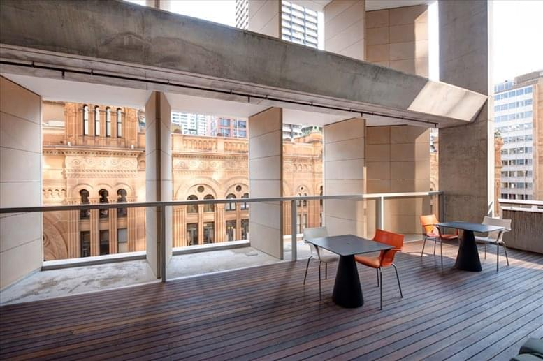 476-478 George St Office Space - Sydney