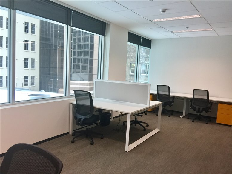 This is a photo of the office space available to rent on 476-478 George Street
