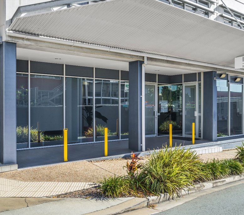 34 Campbell St, Bowen Hills Office Space - Brisbane