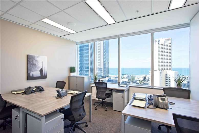 This is a photo of the office space available to rent on Charles Darwin Centre, 19 Smith St, Level 16