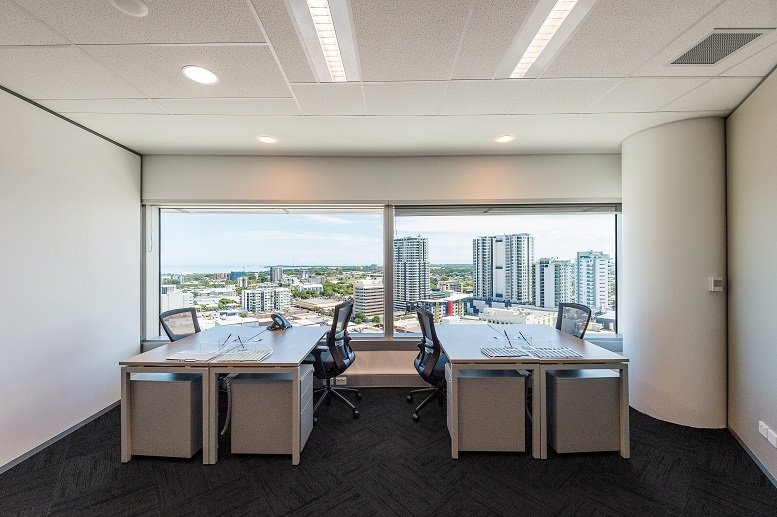 Photo of Office Space on Charles Darwin Centre, 19 Smith St, Level 16 Darwin