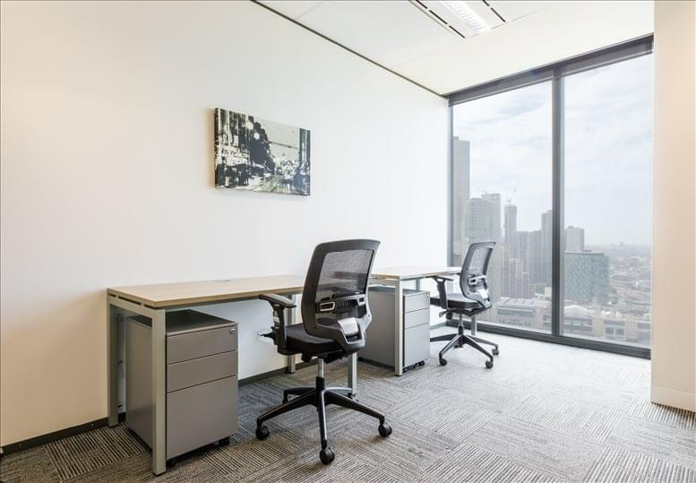 Level 21, 567 Collins St Office Space - Melbourne
