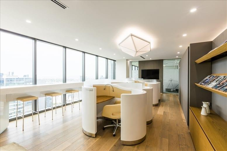 Photo of Office Space available to rent on 567 Collins St, Level 21, Melbourne