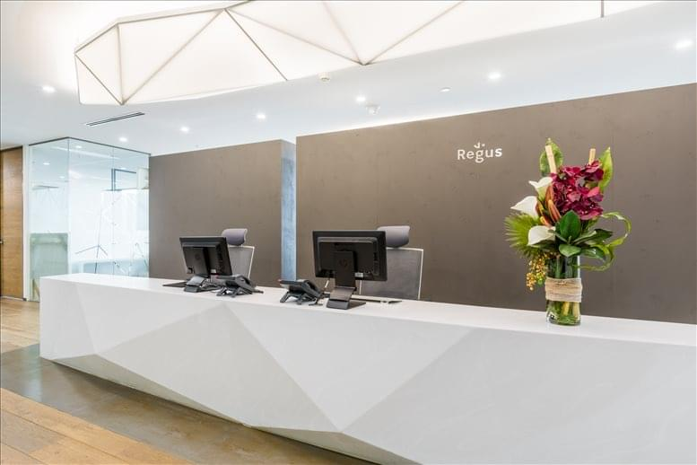 This is a photo of the office space available to rent on 567 Collins St, Level 21