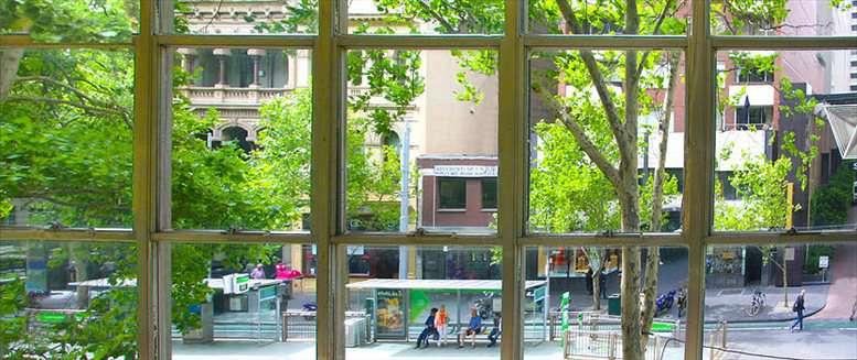 Office for Rent on Coates Building, 20 Collins St Melbourne