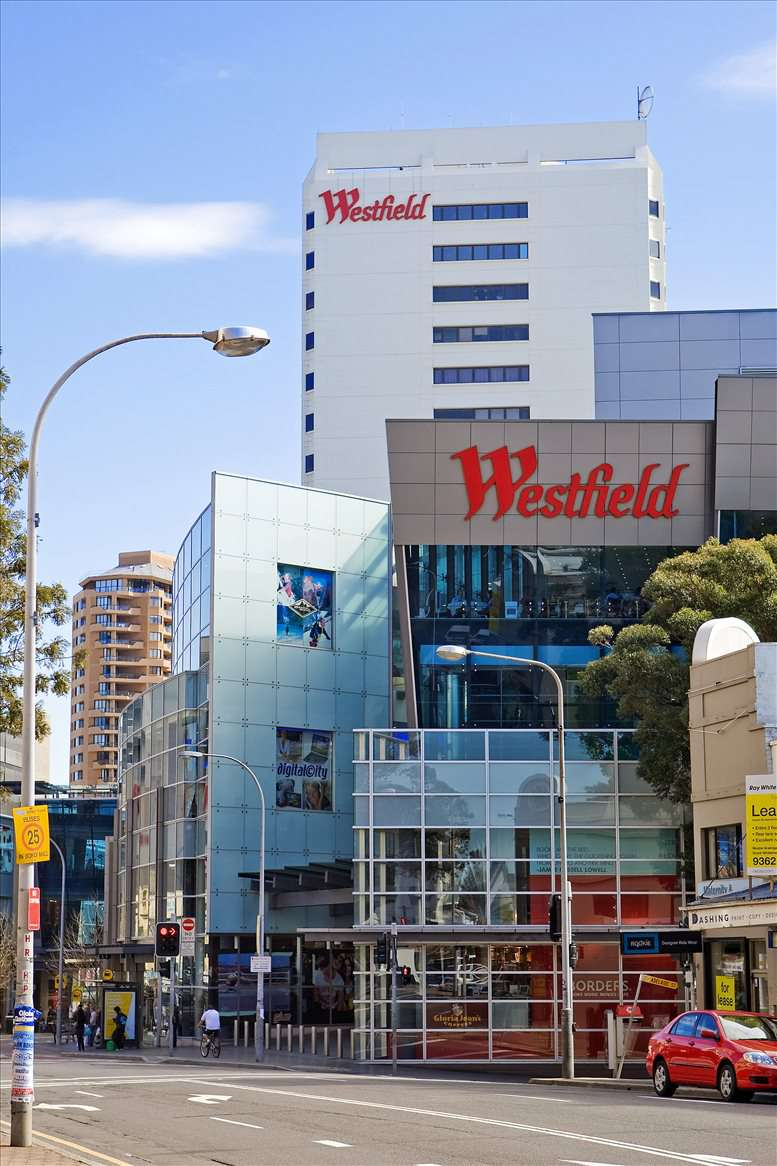 Westfield Tower 1, 520 Oxford St, Level 23, Bondi Junction Office Space - Sydney
