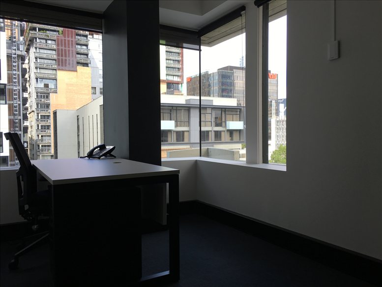 Office for Rent on 140 Bourke St Melbourne