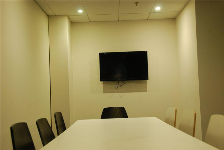 This is a photo of the office space available to rent on 140 Bourke St