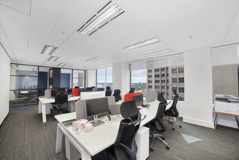 Photo of Office Space available to rent on 330 Collins St, Level 14, Melbourne