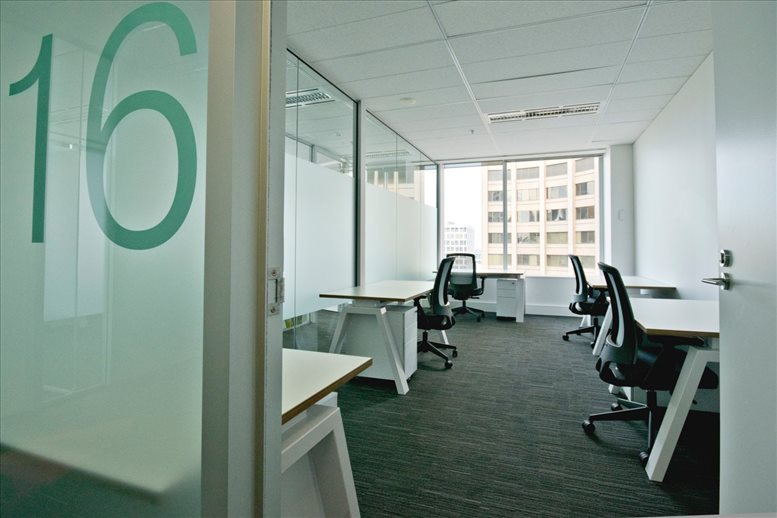 This is a photo of the office space available to rent on 330 Collins St, Level 14