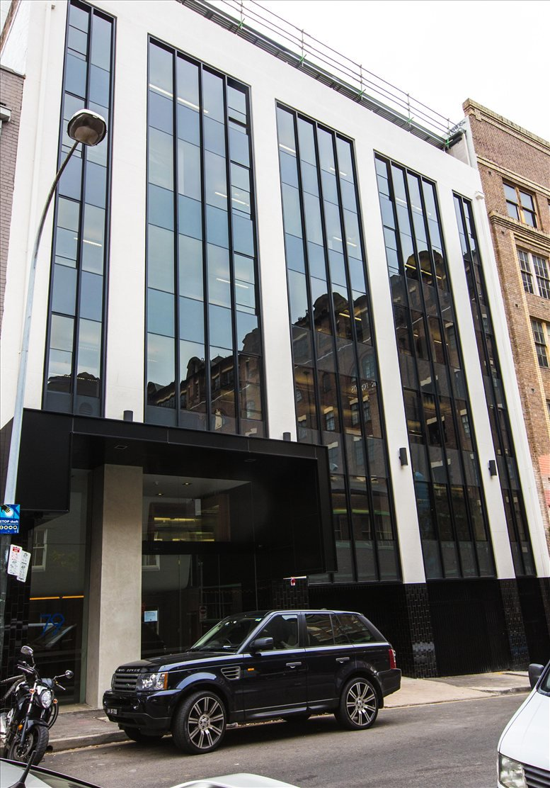 79 Commonwealth St, Surry Hills Office Space - Sydney